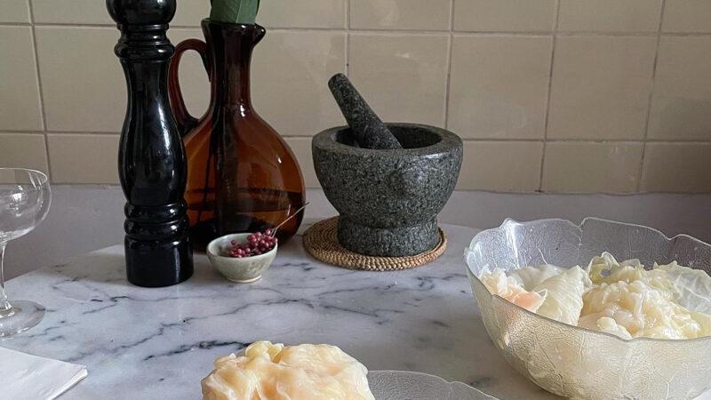 vganes Sarmas, ein Rezept der Designerin Tamara Pesic