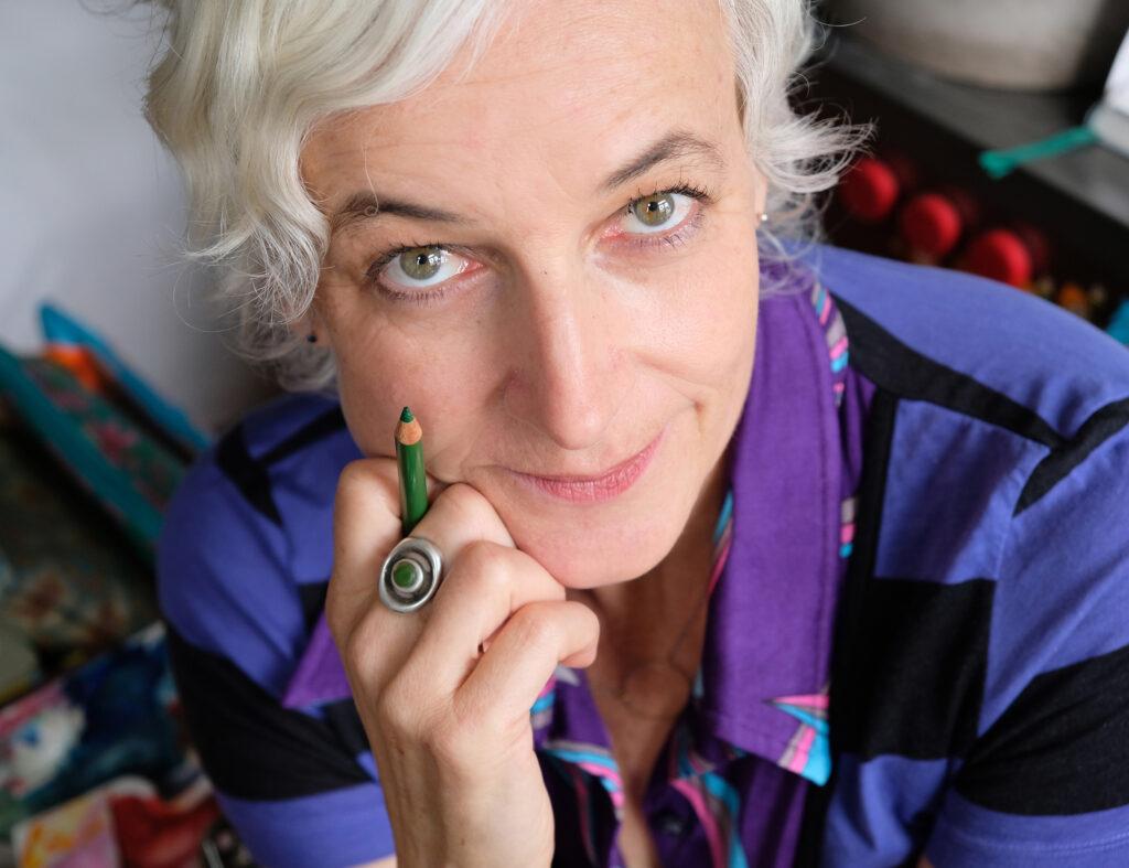 Portrait Claudia Weikert